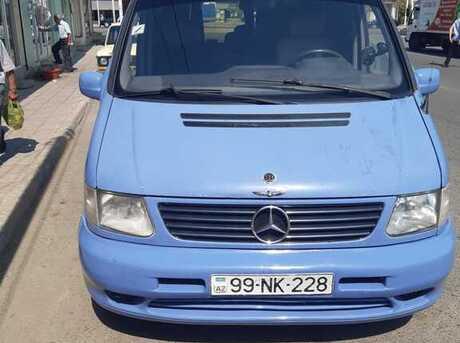 Mercedes Vito 111 1998