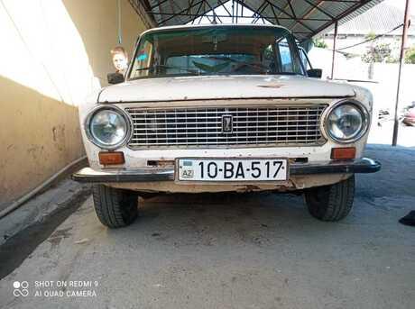 LADA (VAZ) 21011 1972