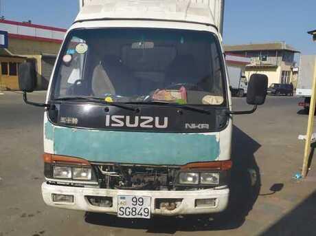 Isuzu NKR 55 L 2008