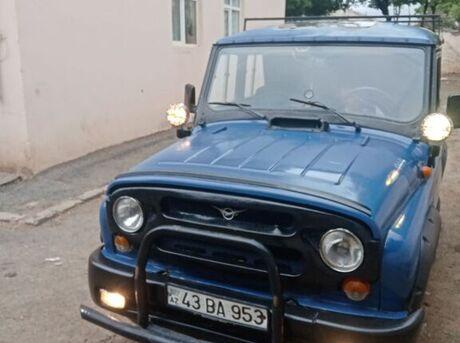 UAZ Xanter 1998