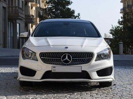 Mercedes CLA 250 2013