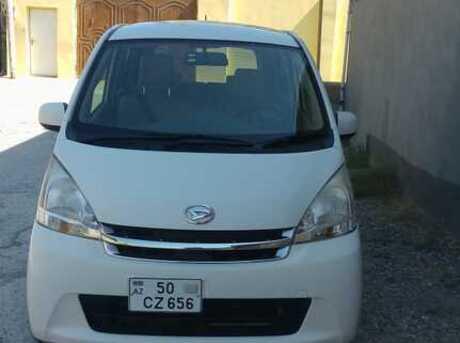 Daihatsu  2012