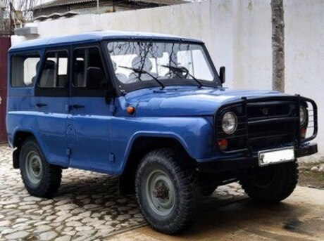 UAZ 31519 1998