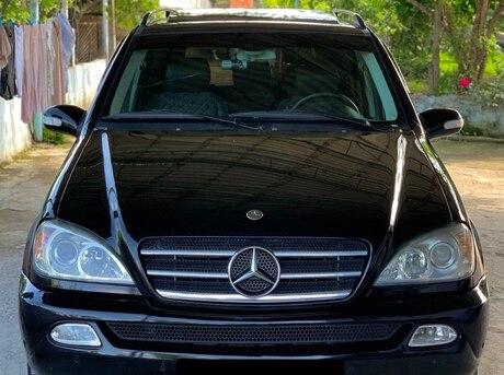 Mercedes ML 270 2002