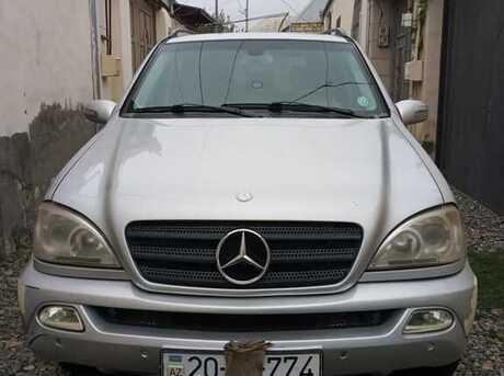 Mercedes ML 270 2003