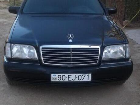 Mercedes S 280 1993