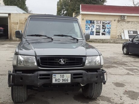 Hyundai Galloper 2001
