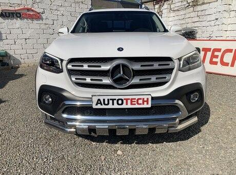 Mercedes X 250D 2017
