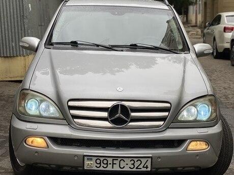 Mercedes ML 270 2004