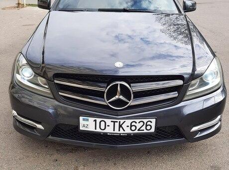 Mercedes C 250 2012