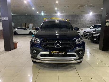 Mercedes X 250D 2018