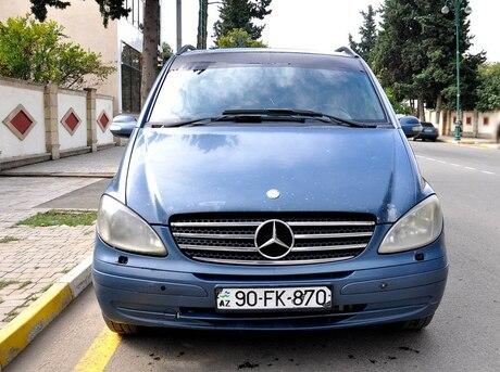 Mercedes Viano 2003