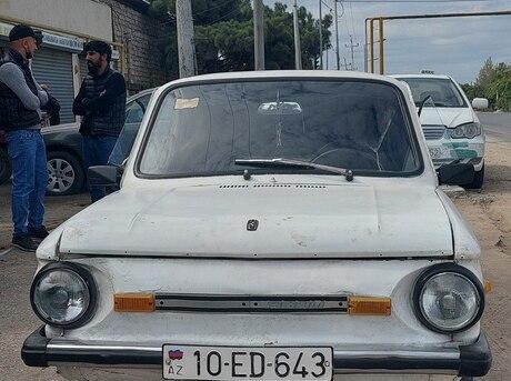 ZAZ 968M 1988