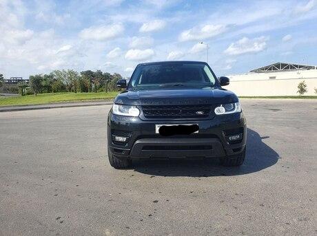Land Rover RR Sport 2014