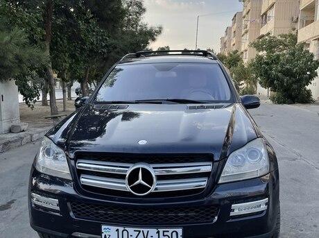 Mercedes GL 550 2007