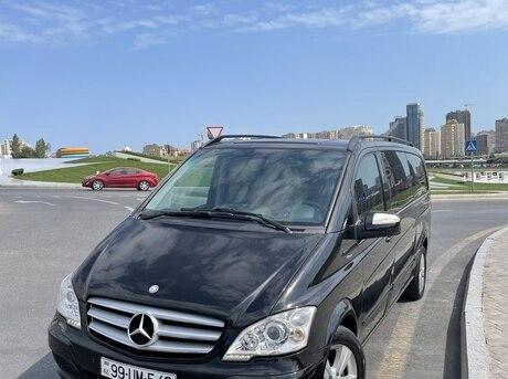 Mercedes Viano 2011