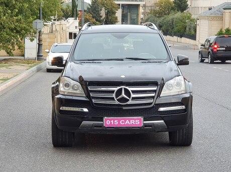 Mercedes GL 550 2011