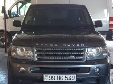 Land Rover RR Sport 2006