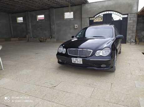 Mercedes C 250 2006