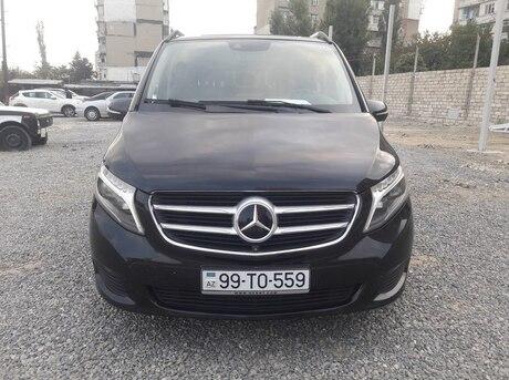 Mercedes Viano 2014