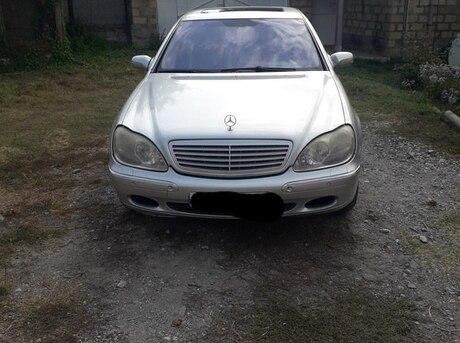 Mercedes S 320 2001