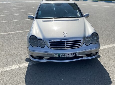 Mercedes C 250 2007