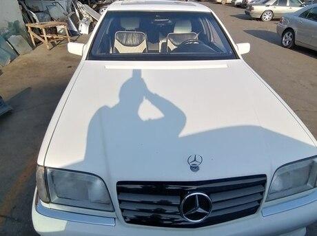 Mercedes S 320 1998