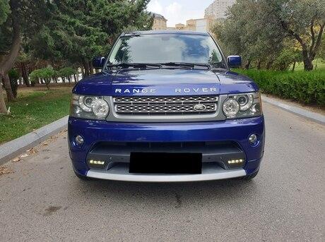 Land Rover RR Sport 2011