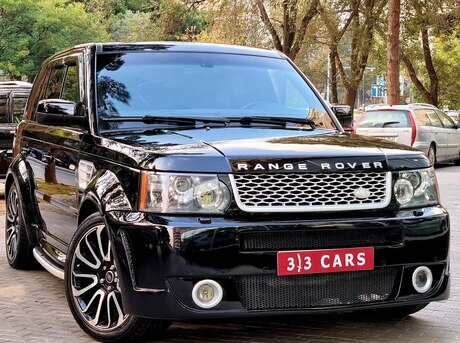 Land Rover RR Sport 2008