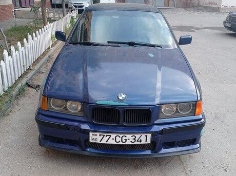 BMW 325 1991