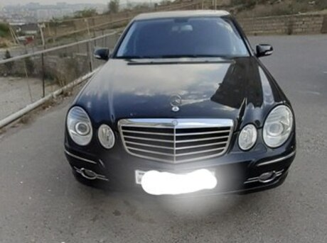 Mercedes E 180 2007