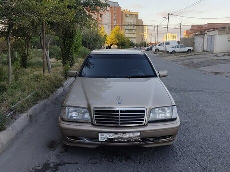 Mercedes C 250 1997