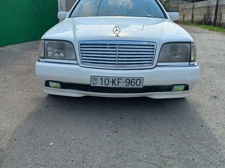 Mercedes S 320 1991