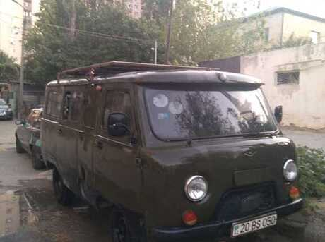 UAZ 3303 1980