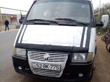 GAZ 2705 1988