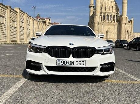 BMW 540 2018