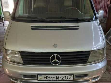 Mercedes Vito 108 2001