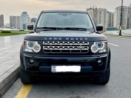 Land Rover Discovery 2011