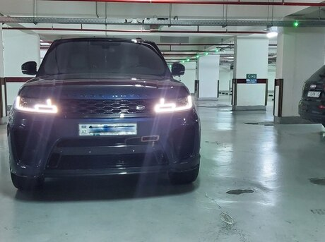 Land Rover RR Sport 2015