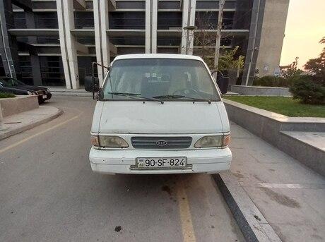 Kia Besta 1998