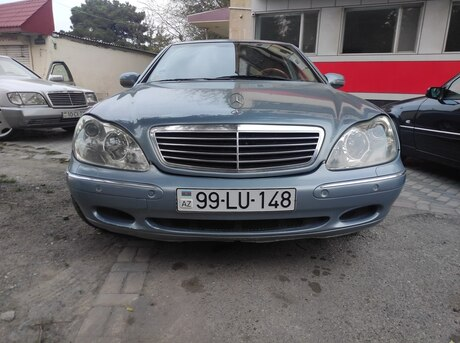Mercedes S 320 1999