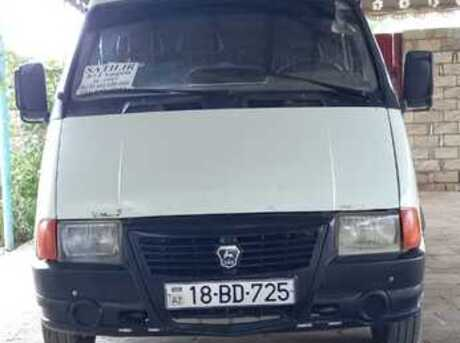 GAZ 2705 1997