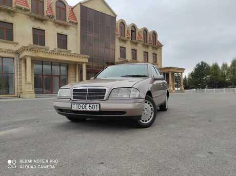 Mercedes C 180 1993