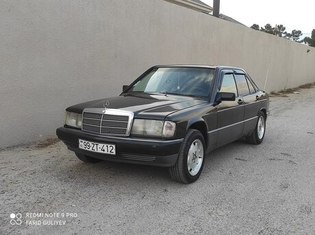 Mercedes 190 1989