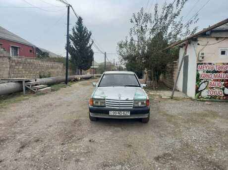Mercedes 190 1991