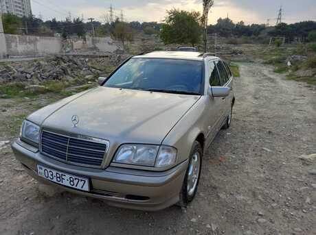Mercedes C 180 1998