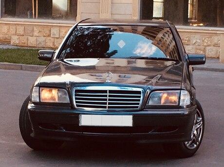 Mercedes C 180 2000