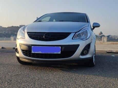 Opel Corsa 2012