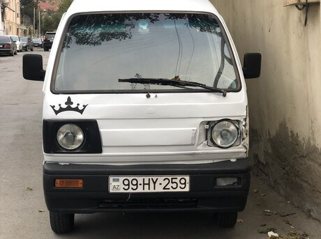 Daewoo Damas 1996