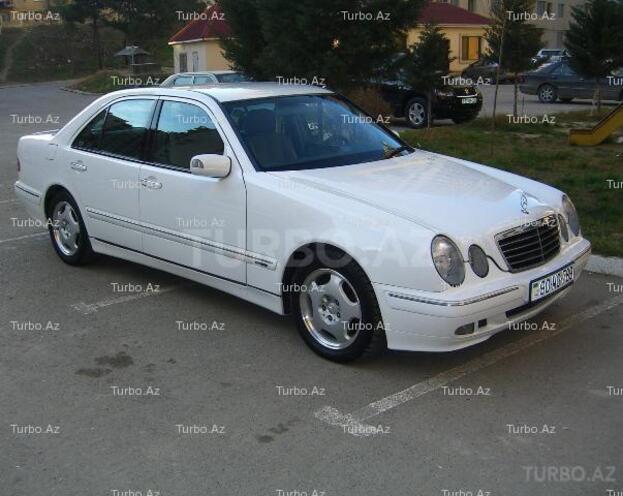 Mercedes Turbo Az